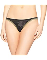 Calvin Klein Women's Bottoms Up Thong