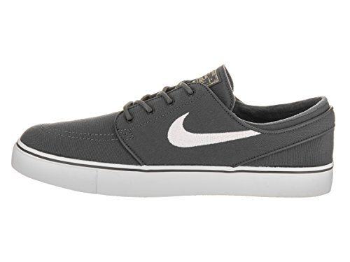 Shoe Gym Janoski Dark Grey Brown Men's Light Skate Stefan Zoom metallic White NIKE BqXwU6W