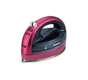 Panasonic Cordless Steam W head Iron NI-WL704-P (Pink)【Japan Domestic genuine products】