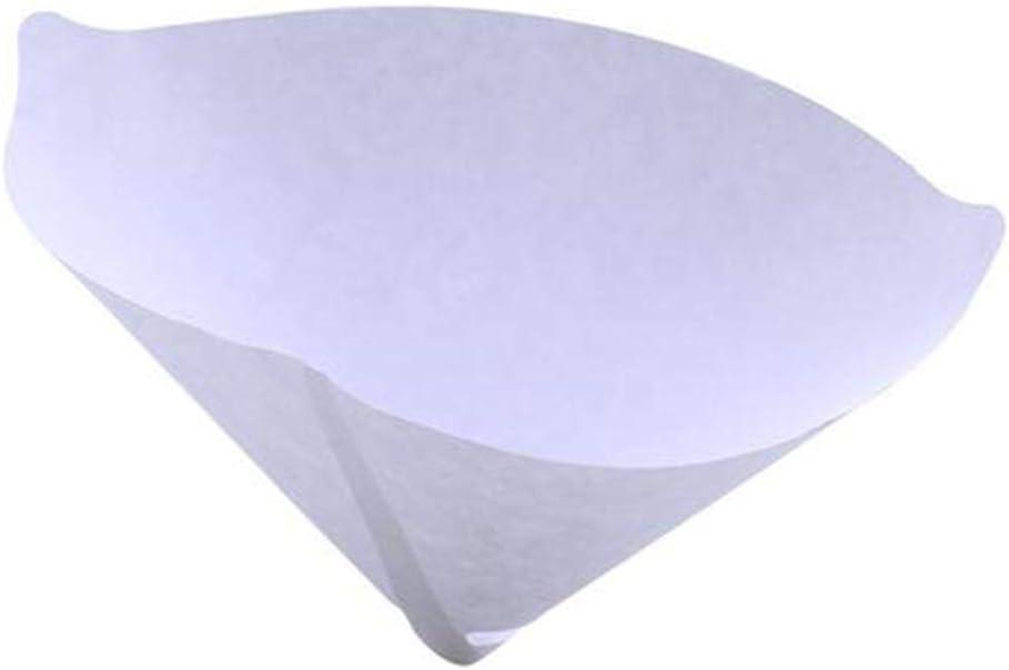 KEIBODETRD 200pcs Spr/ühfarbe Filter 150/μm Filterkopf Autolack Spr/ühfilterpapier
