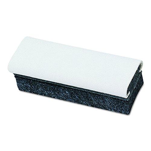 Quartet 807628 Deluxe Chalkboard Eraser/Cleaner, Felt, 5w x 2d x 1 5/8h