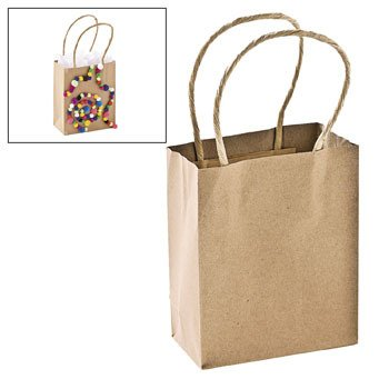 Small Craft Gift Bags Party