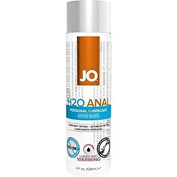 JO H2O Anal - Warming ( 4 oz )
