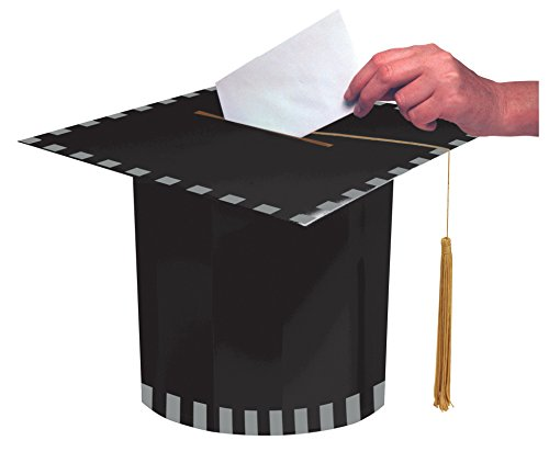 Creative Converting Mortarboard Shaped Holder