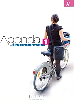 Book Agenda 1 - Livre de l'Élève + DVD-ROM (French Edition)