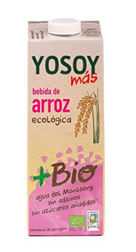 YOSOY Ecologico Bebida de Arroz Ecologica 1L [caja de 6 x 1L]: Amazon.es: Alimentación y bebidas