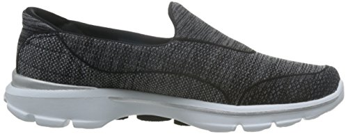 Skechers 14046 - Zapatillas de Deporte, Mujer Negro