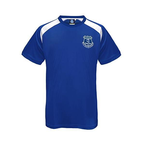 Everton Training Kit T-Shirt