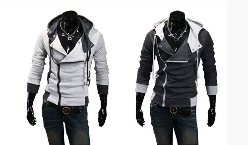 Amazon.com: Assassine Creed 3 disfraz de cosplay 2 Desmond ...