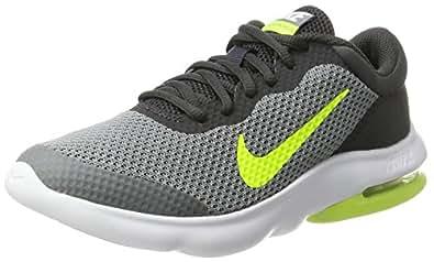 Nike Air Max Advantage GS, Zapatillas de Gimnasia para Niñas, Gris (Cool Grey/Volt/Anthracite/White), 38.5 EU