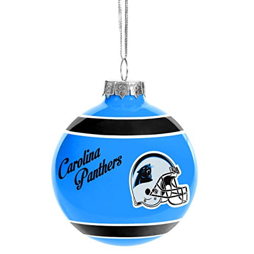 Christmas Ball Carolina Panthers