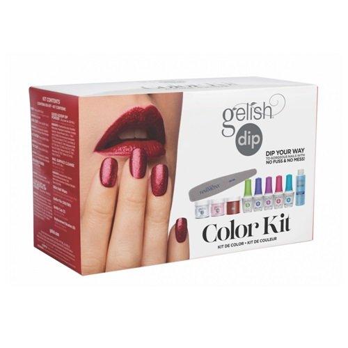 gelish color set - 6