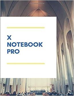 x notebook pro: Dot Grid - Size = 8.5
