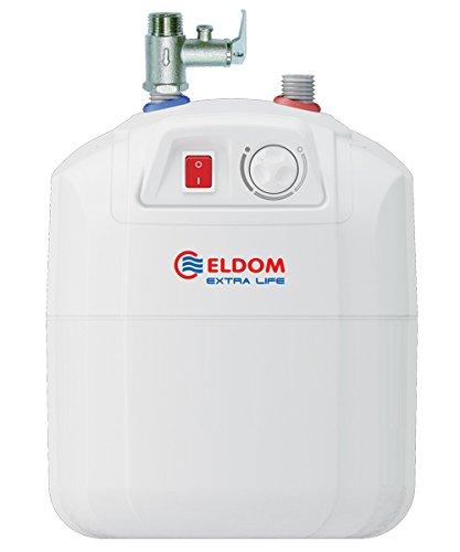 eldom Memoria//5L Hervidora de agua caliente a la presi/ón bajo mesa