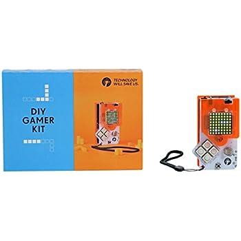Amazon technology will save us diy gamer electronic kit toys technology will save us diy gamer electronic kit solutioingenieria Gallery