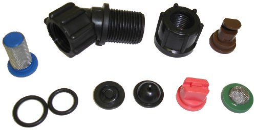 Solo 0610408-P Sprayer Elbow And Nozzle Assortment ()