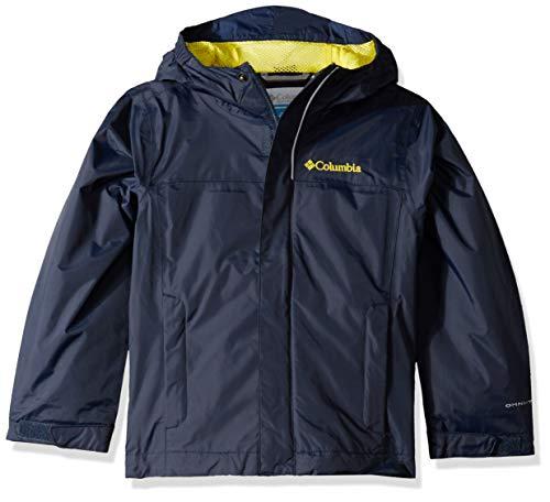 Columbia Boys' Big Watertight Jacket, Collegiate Navy ()