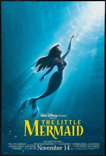 Little Mermaid The Poster #01