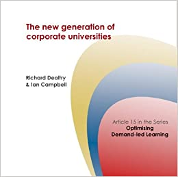 Book The new generation of corporate universities - co-creating sustainable enterprise and business development solutions (Corporate University Solutions)