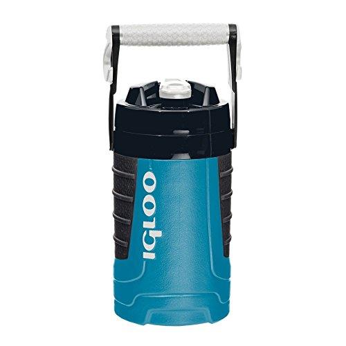 - Igloo Proformance 1/2 Gallon Sport Jug-Ash Gray/Teal, Gray