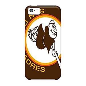 Special Design Back San Diego Padres Phone Cases Covers For Iphone 5c