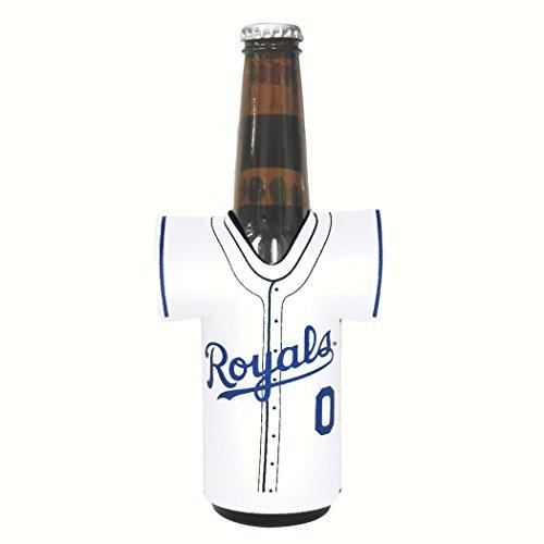 MLB Kansas City Royals Bottle Jersey Holder, One Size, Team Color ()