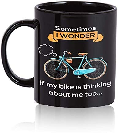 Biking Coffee Mug gift product image