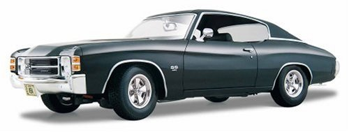71 Chevy Chevelle SS 454 Coupe Diecast Vehicle (Colors May Vary) (1971 Chevelle Ss 454)