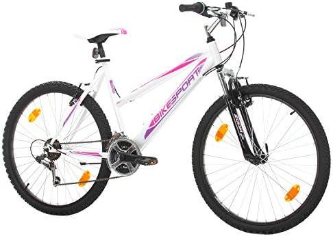 Bikesport ADVENTURE bicicleta rueda 26 pulgadas para mujer, Tamaño ...