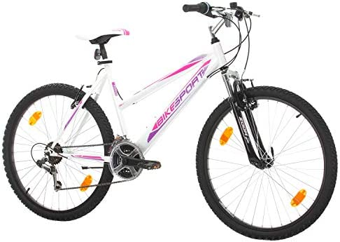 26 Pulgadas Bikesport AVDENTURE Bicicleta para Mujer Mountain Bike ...