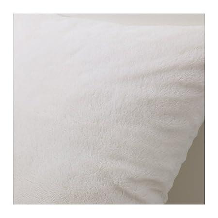 Amazon.com: IKEA idasofia 20 x 20 cojín blanco 103.531.62 ...