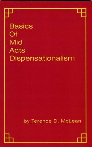 Download Basics of Mid Acts Dispensationalism pdf epub