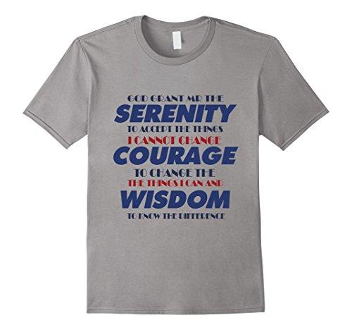 Serenity Prayer T-Shirt (Serenity Prayer T-shirt)