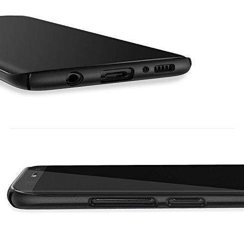 new product d90db 476b0 TORRAS Galaxy S8 Case Slim Fit [Black] Samsung Galaxy S8 Case ...