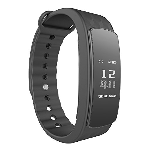 Ginsy Wristband Pedometer Bluetooth Activity product image