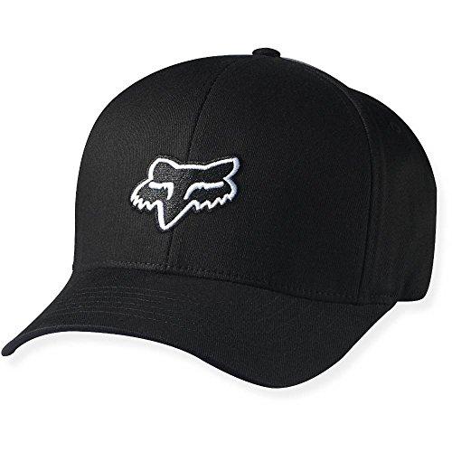 - FOX Big Boys' Legacy Hat, Black, One Size