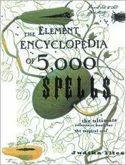 The Element Encyclopedia of 5000 SPELLS.