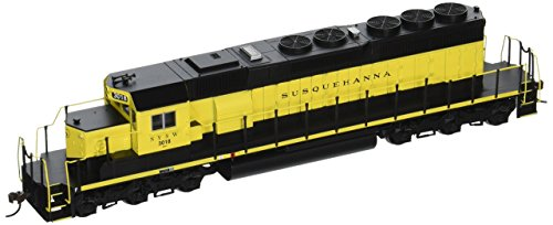 Emd Sd40 2 (Bachmann Industries New York, Susquehanna And Western #3018 EMD SD40-2 DCC Equipped Diesel Locomotive)