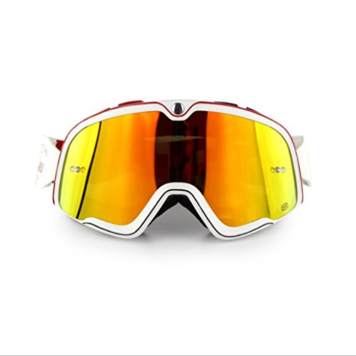 a Polvo Aire de de a Montañismo PC al a F Material Impermeable explosiones Libre Prueba y Gafas esquí Montar Caballo Prueba OqXxxEg1
