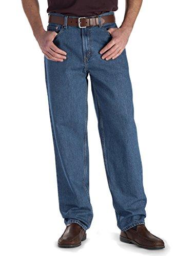 Levi's Men's 560 Comfort Fit Jean, Medium Stonewash, 44x30