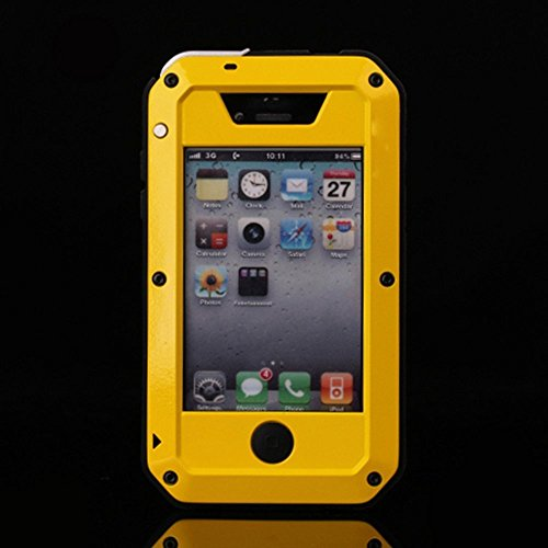 iphone 4 aluminum bumper case - 8