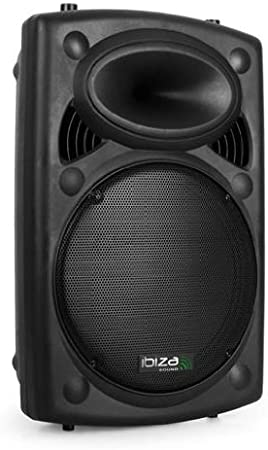 Ibiza slk-15 Caja acústica pasiva Difusor (700 W, de 2 Vías ...