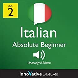 Learn Italian with Innovative Language's Proven Language System - Level 2: Absolute Beginner Italian