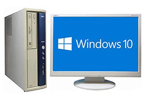 春夏新作モデル 中古 NEC デスクトップパソコン Mate Core MB-F 液晶セット Windows10 Mate 64bit搭載 Core 中古 i3-3220搭載 メモリー4GB搭載 HDD320GB搭載 DVDマルチ搭載 B07KC5HYCN, プリンタインクのジットストア:daabd80f --- arbimovel.dominiotemporario.com