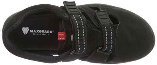 Maxguard Clark C140 - Calzado de protección Unisex adulto negro