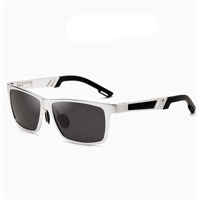 QingMu Gafas de sol 2019 Nueva moda Gafas de sol polarizadas ...