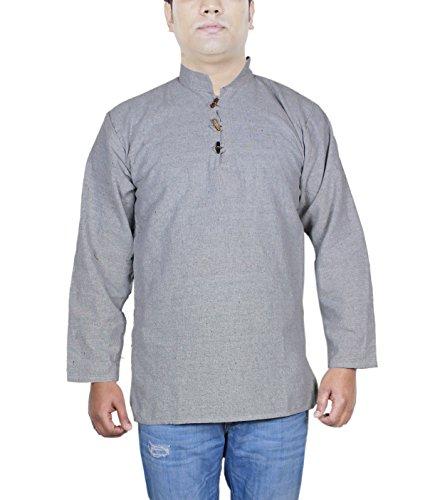 Indian Cotton Shirt - 9