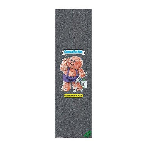 Mob スケートボード グリップテープ ガベージ ペール 子供用 腐食カールグリップテープシート 9インチ x 33インチ