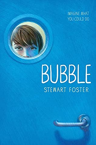 book cover of The Bubble Boy