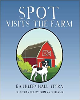 Book Spot Visits the Farm